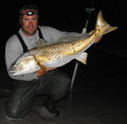 Another Red Drum caught on the Cast Pro Series 13 ft. 6-10oz.