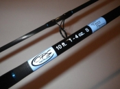 CPS Factory Built Rod 10ft. 1-4 oz.