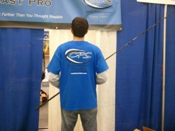 Carolina Cast Pro T-shirt