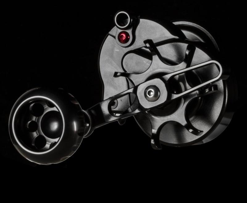 Seigler reel sm star mag carolina cast pro for Seigler fishing reels