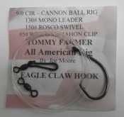 CANNON BALL RIG, 5-PACK