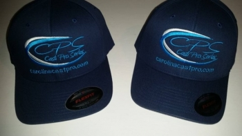 "Carolina Cast Pro ""Flexfit"" Ball Cap"