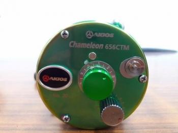 AKIOS Chameleon 656 Reel